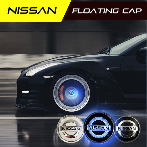 Nissan LED Floating Wheel Cap