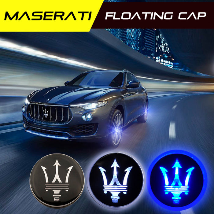 Maserati Floating Center Cap