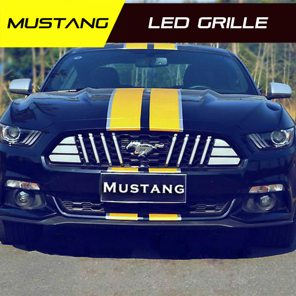 LED Grille For Mustang S550