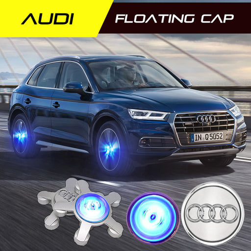 Audi Floating Center Cap