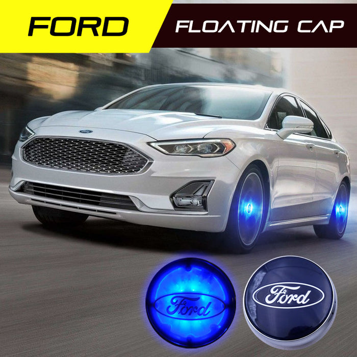 Ford led wheel hub cap