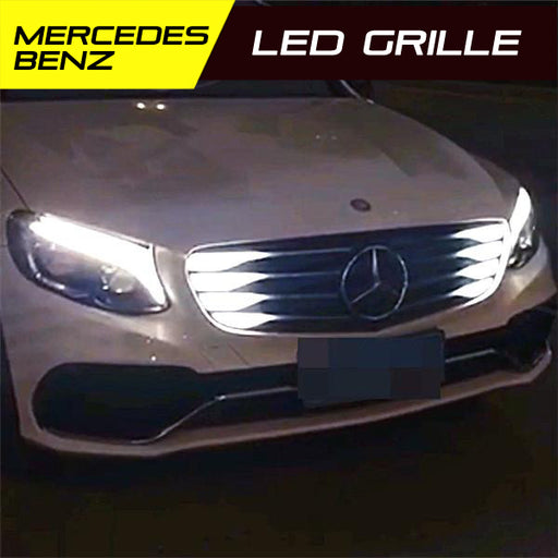 LED Grille For Benz