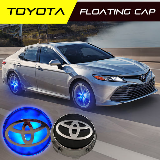 TOYOTA  Floating Wheel Cap