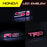 Honda LED Light Emblem Front Grille Badge