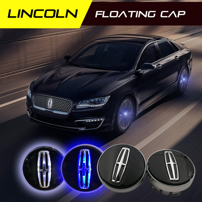 Lincoln Floating Wheel Caps