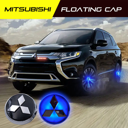 Mitsubishi LED Wheel Cap