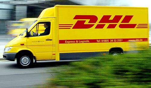 Upgraded Fast DHL Shipping