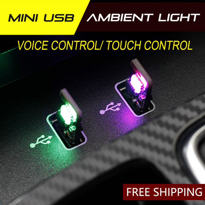 Mini USB Voice Control  Ambient Light II