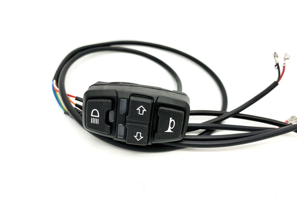 Waterproof Multi-function Turn Signal Switch