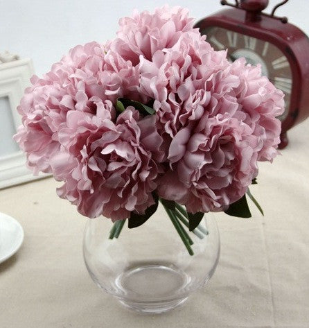 Peony light purple