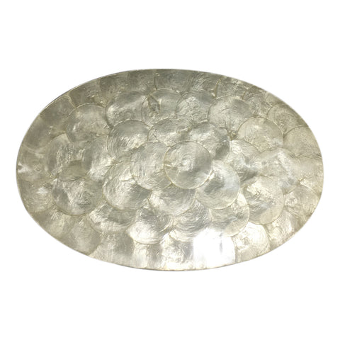 Pearl Oval Tray