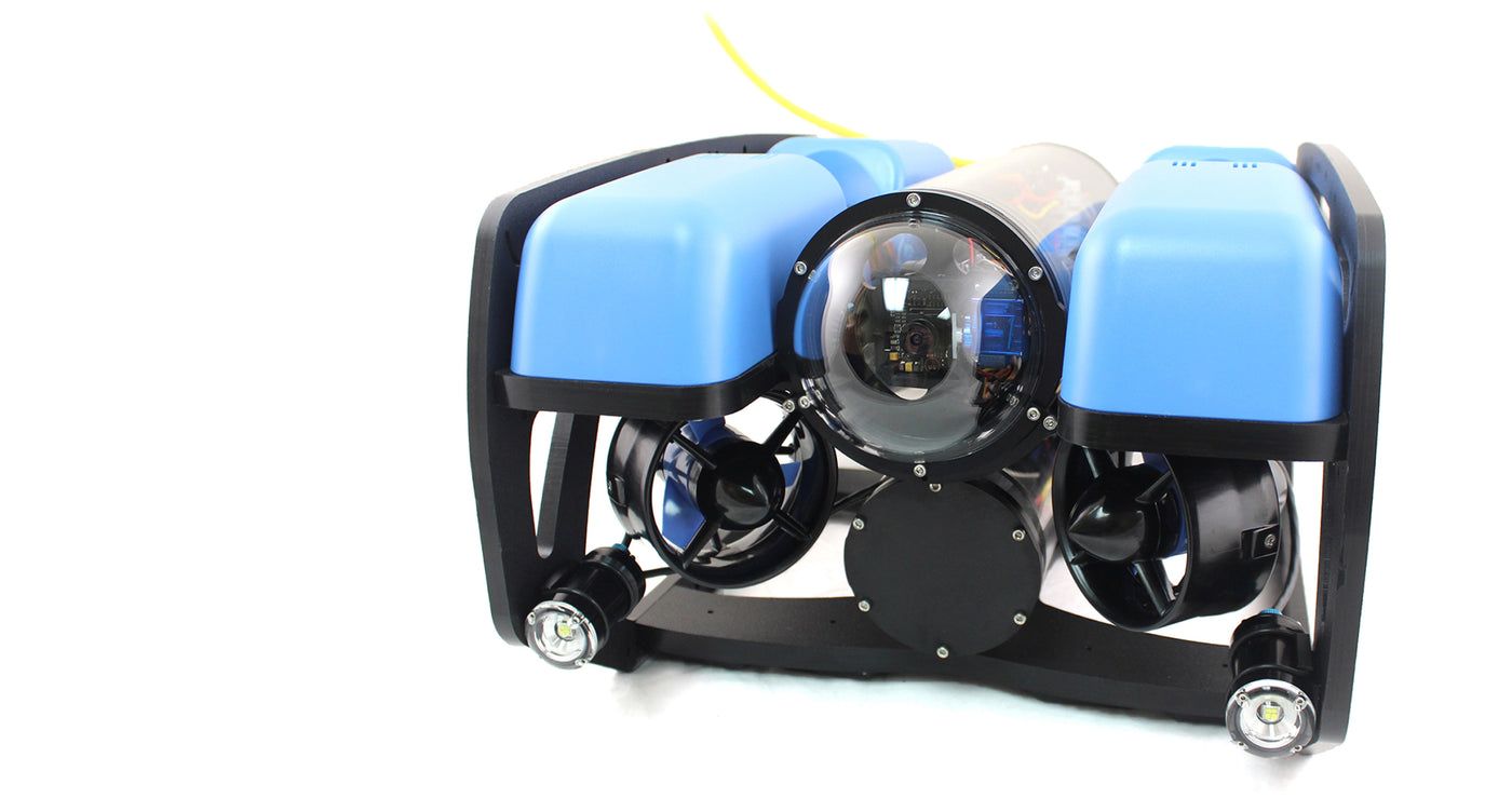 Sea Outpost ROV and Marine Robotics Systems and Components