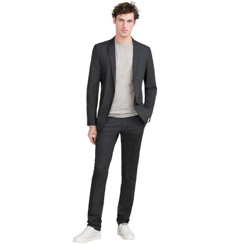 Basic Two-Tone Suit