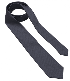 Tie In Dark Color Davidoff Icon Pattern