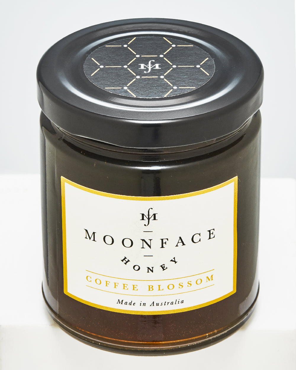 Moonface coffee blossom honey 350 gram jar