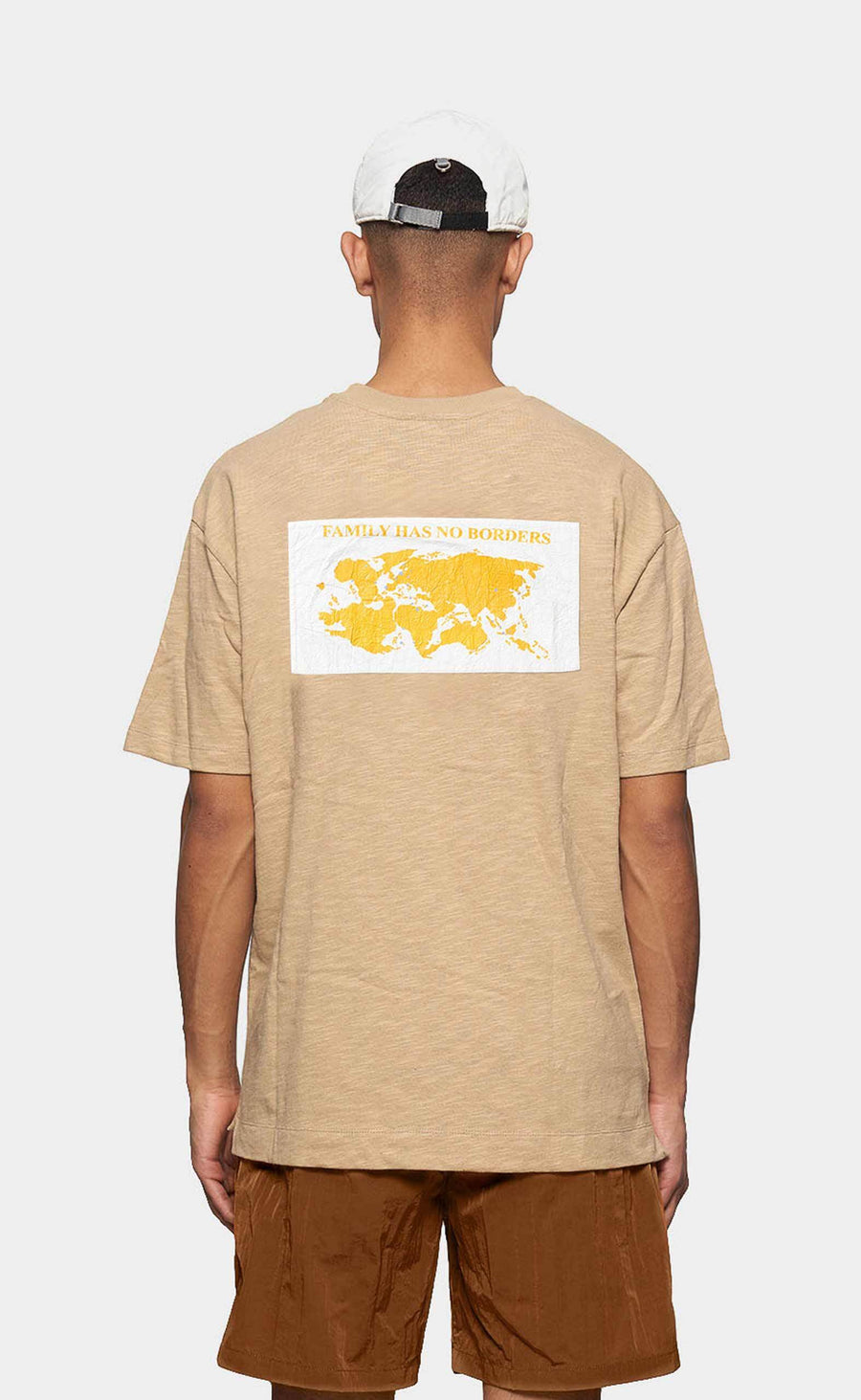 Graphic Tee No Borders Nomad - men