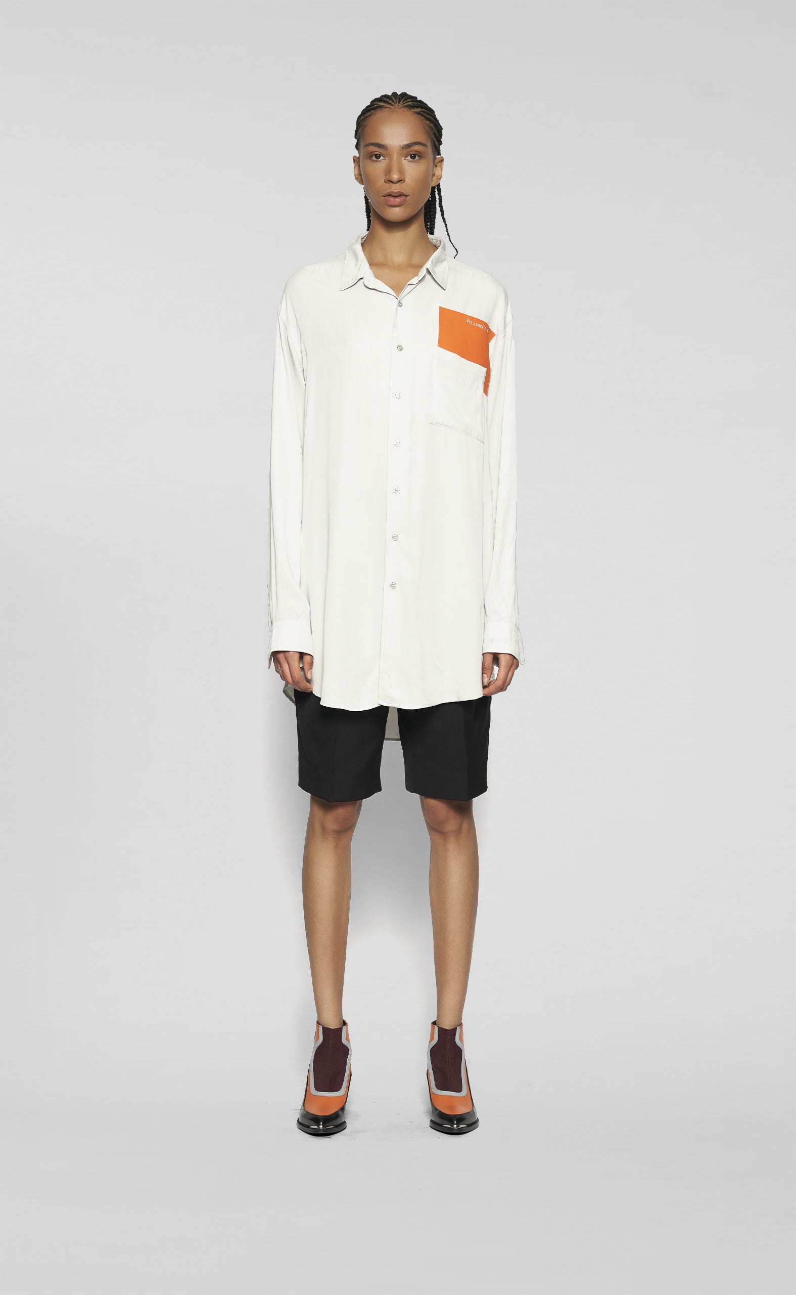 Shirt CEO White - women