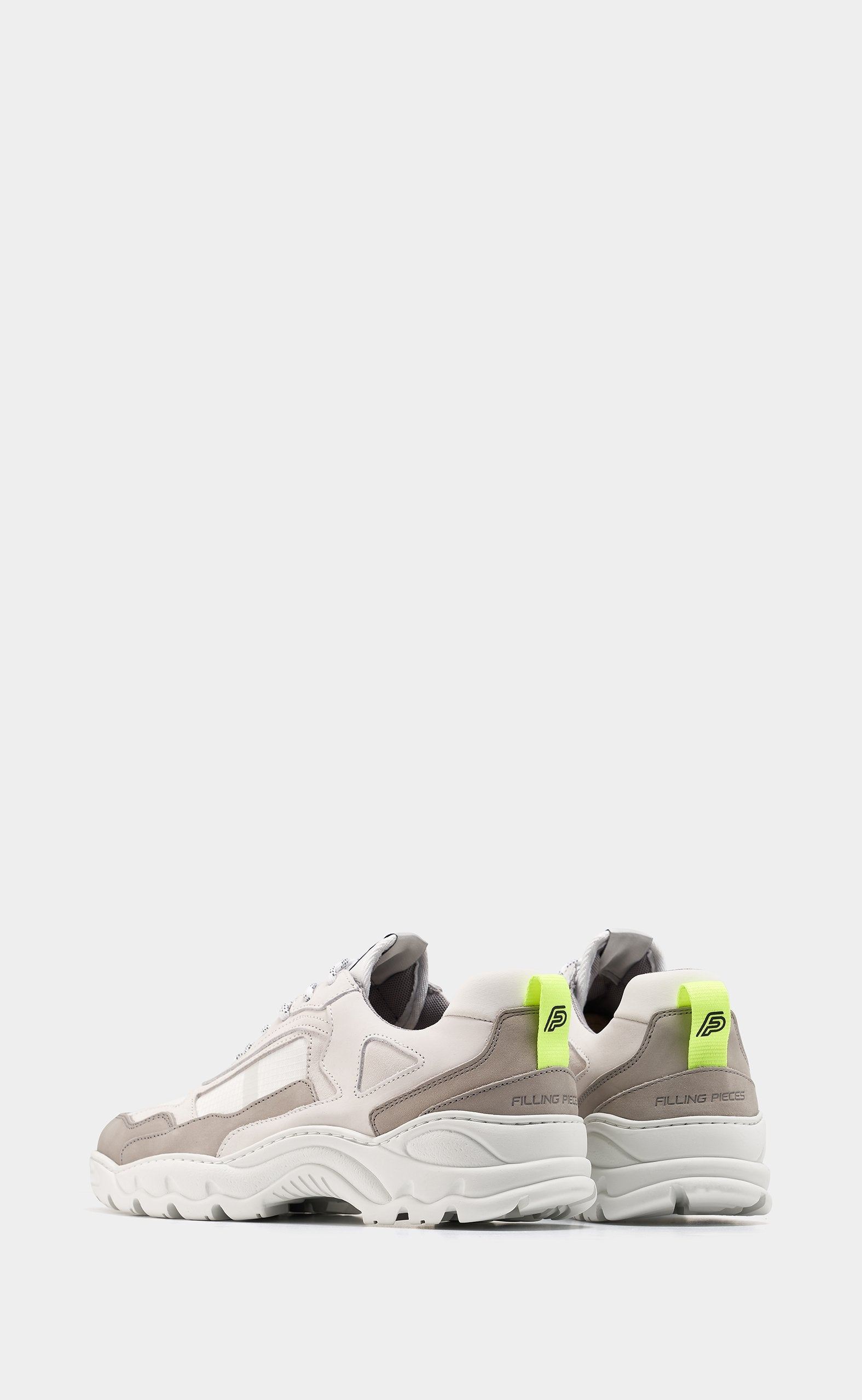 550e9c7fecbf Low Curve Iceman Trimix White - Filling Pieces