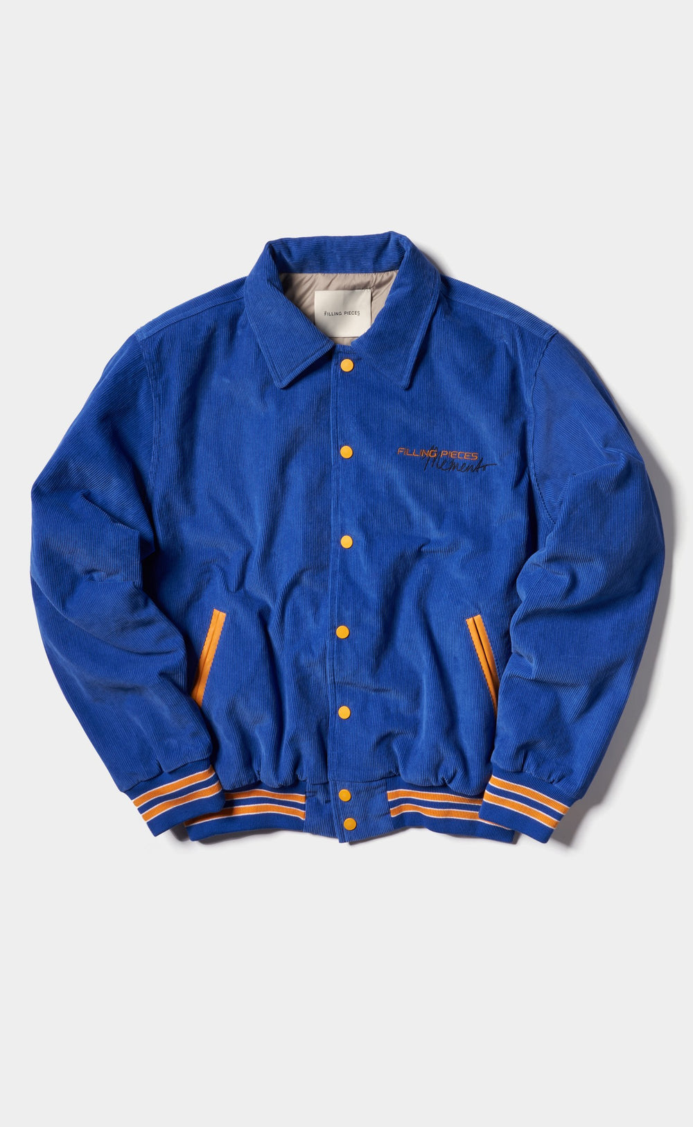 Corduroy Jacket Blue