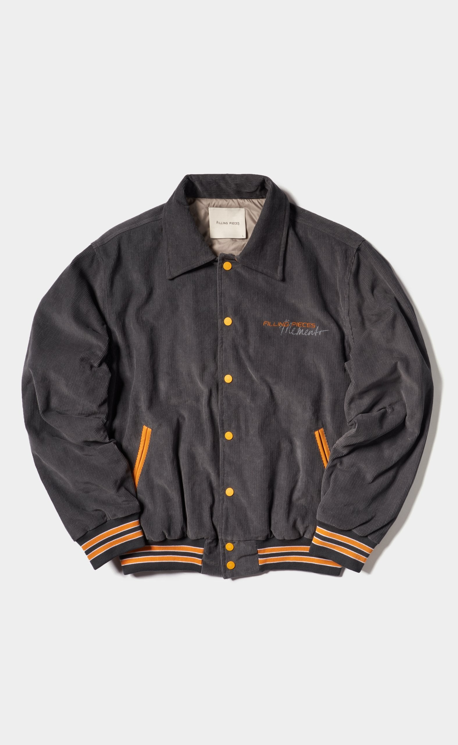Corduroy Jacket Grey