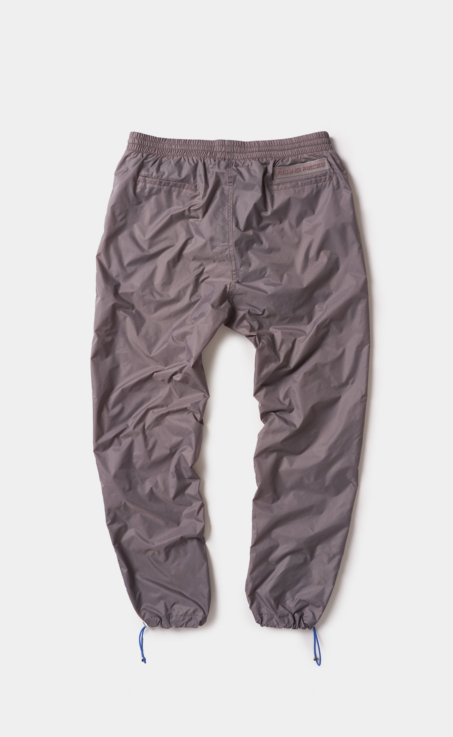 Nylon Cord Pants Grey