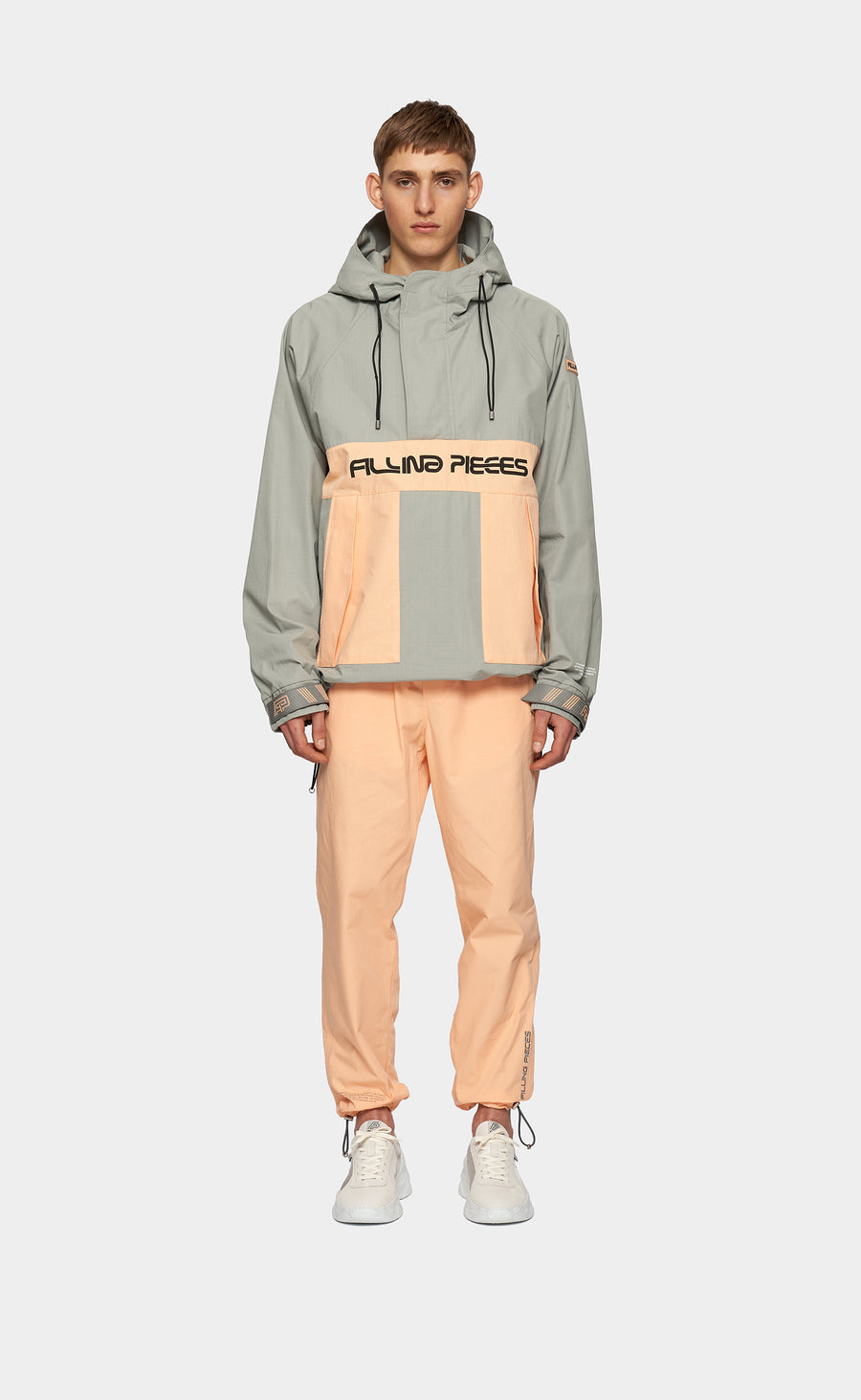 Anorak Multi-Color