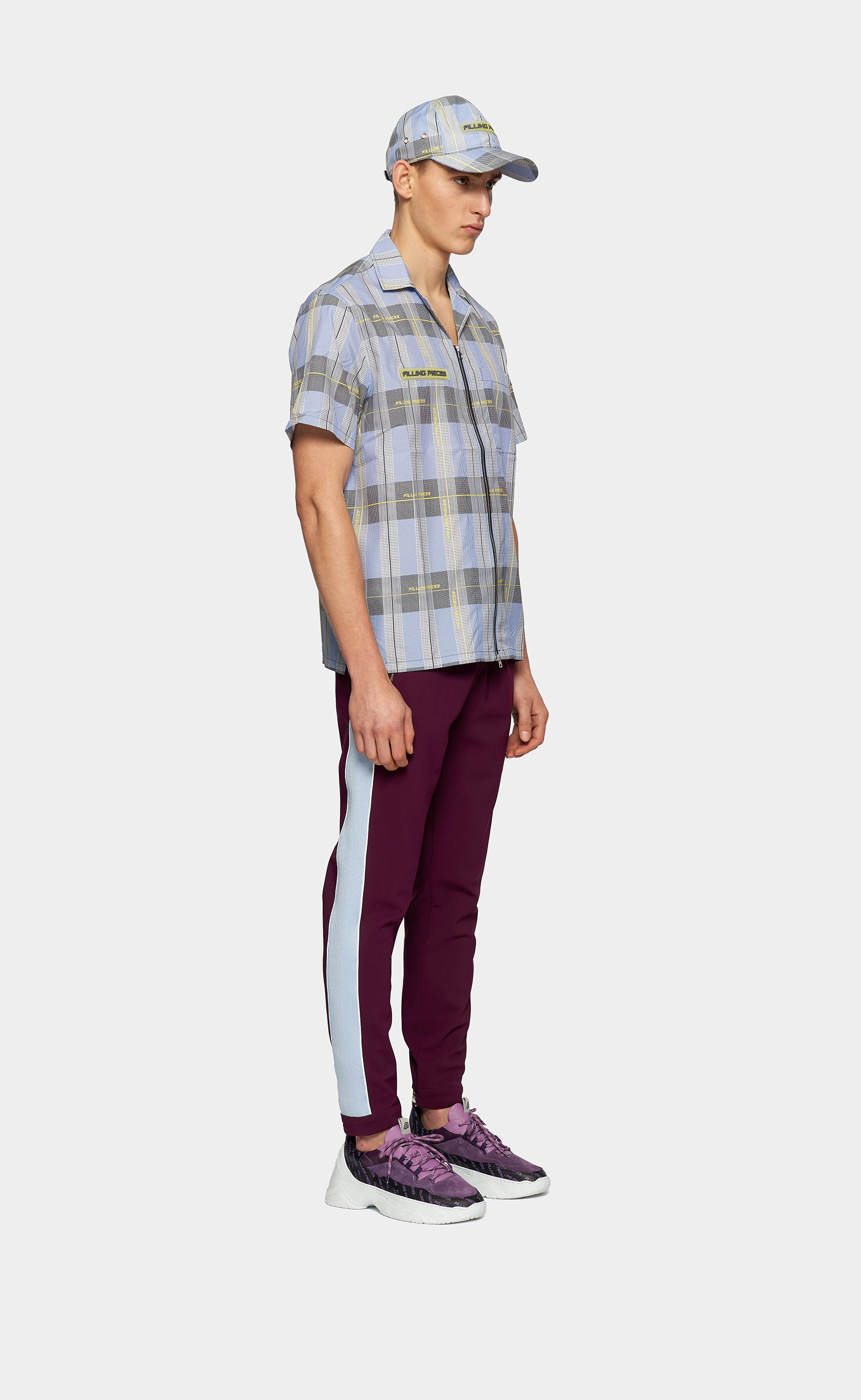 Resort Shirt FP Check