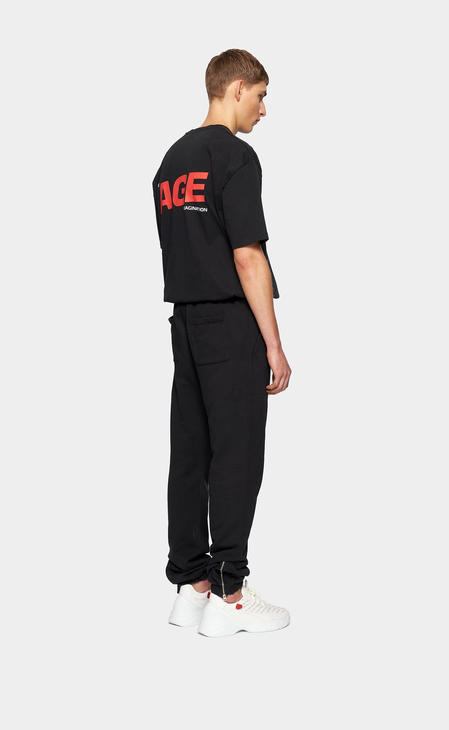 Sweat Pants Age Black