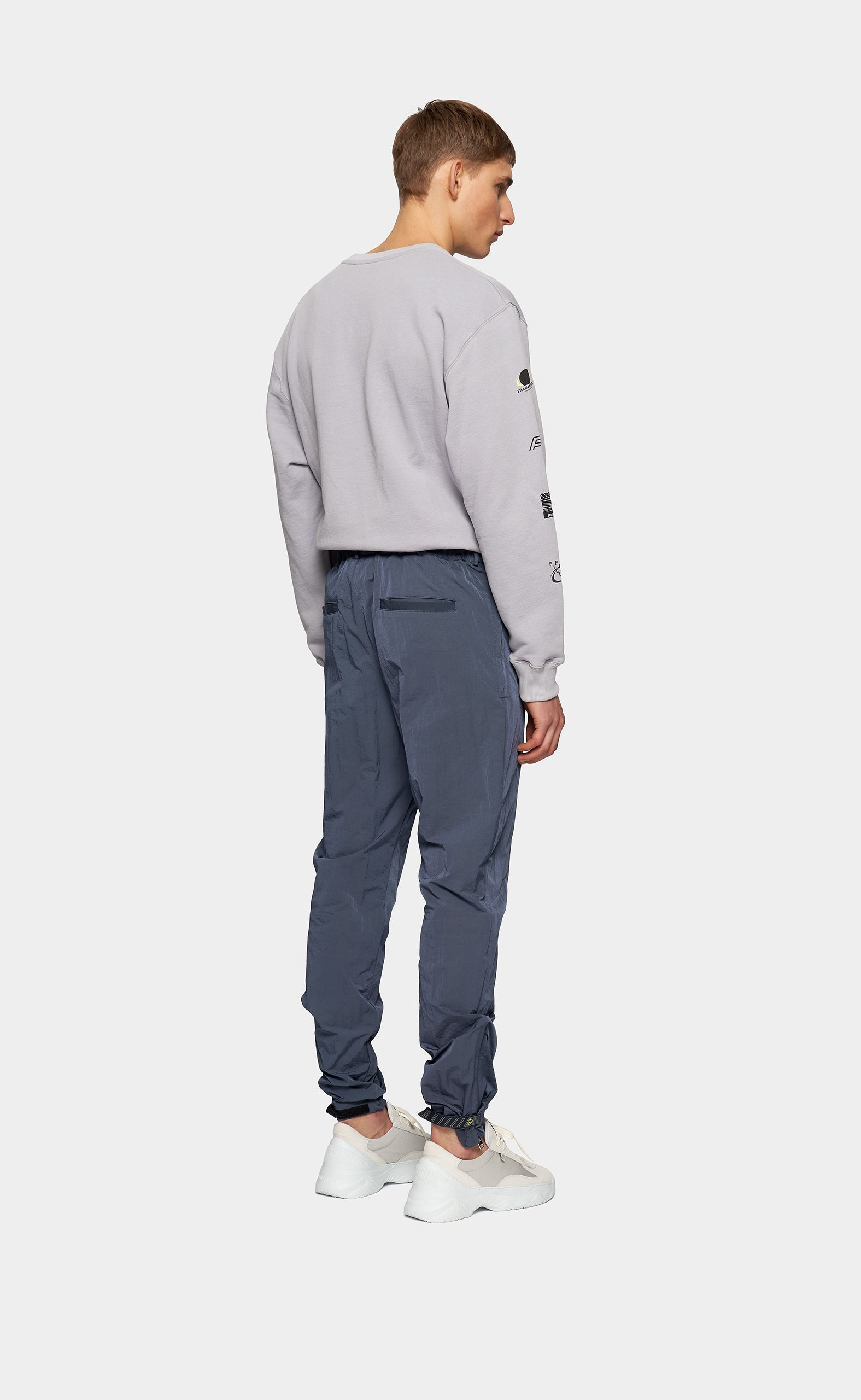 Tech Trouser Blue Depths