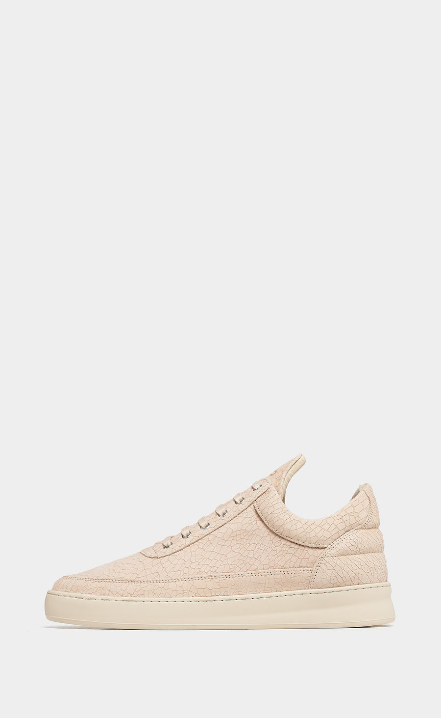Low Top Plain Ceres Beige