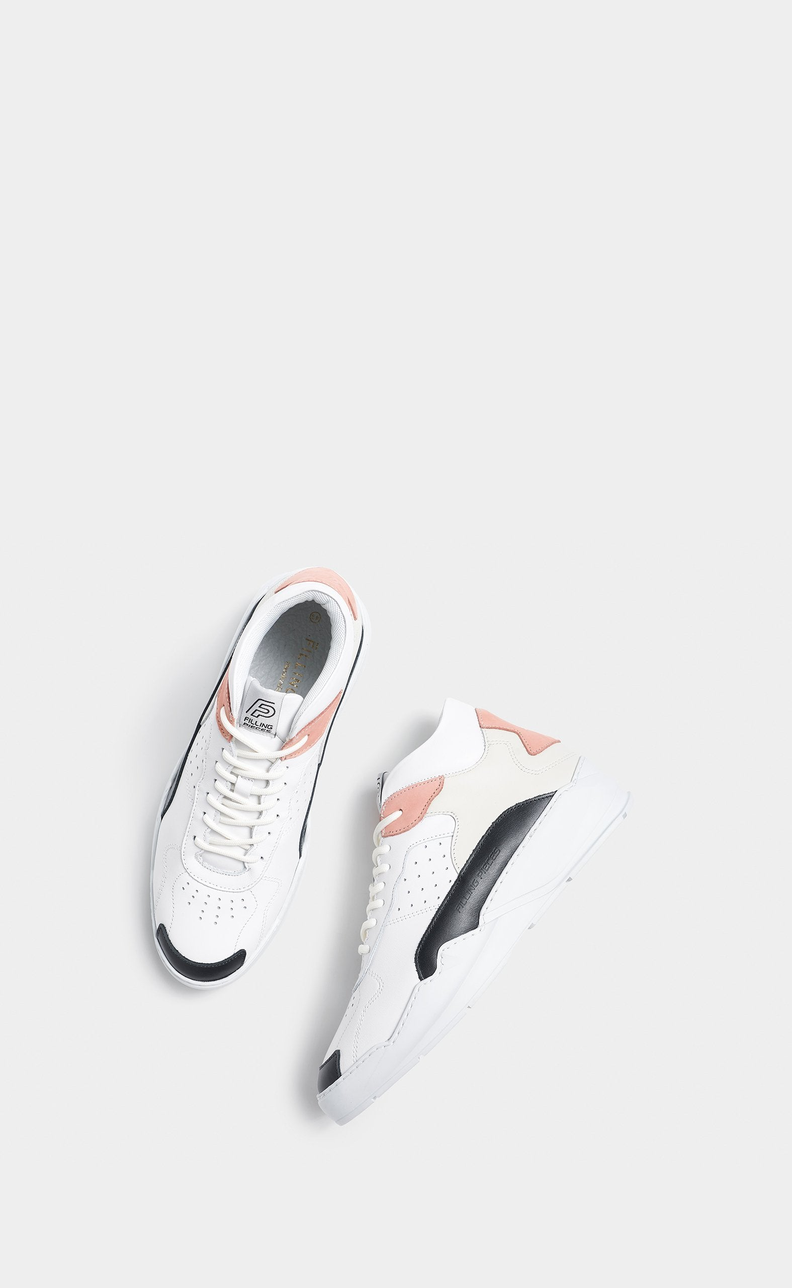 Lay Up Icey Flow 2.0 White/Pink
