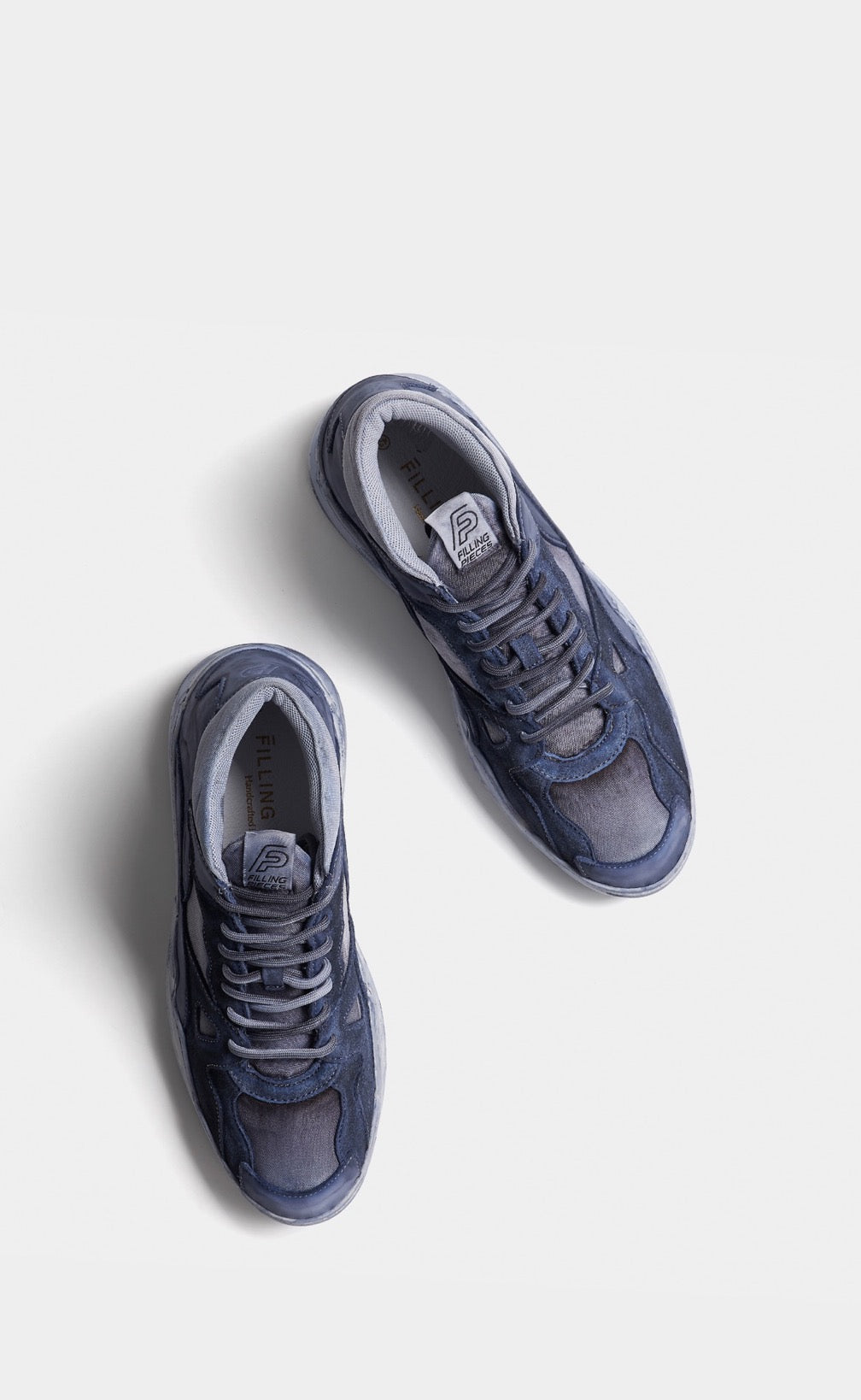 Lay Up Icey Dip Dye Navy Blue