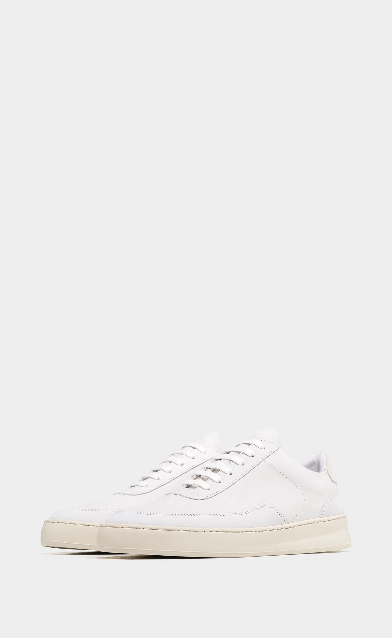 Low Mondo Plain Nardo Off White