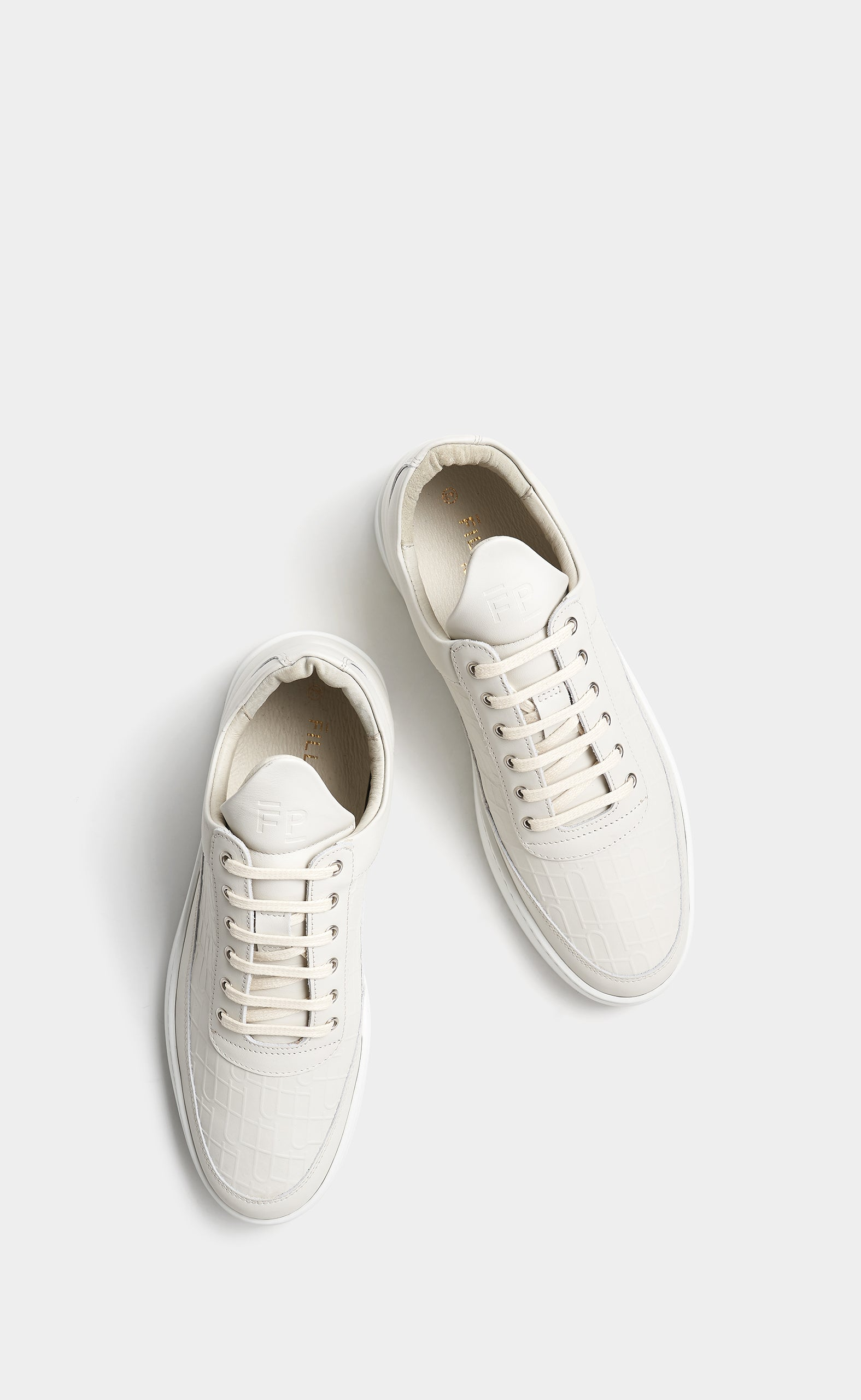 Low Top Ripple Mono Off White