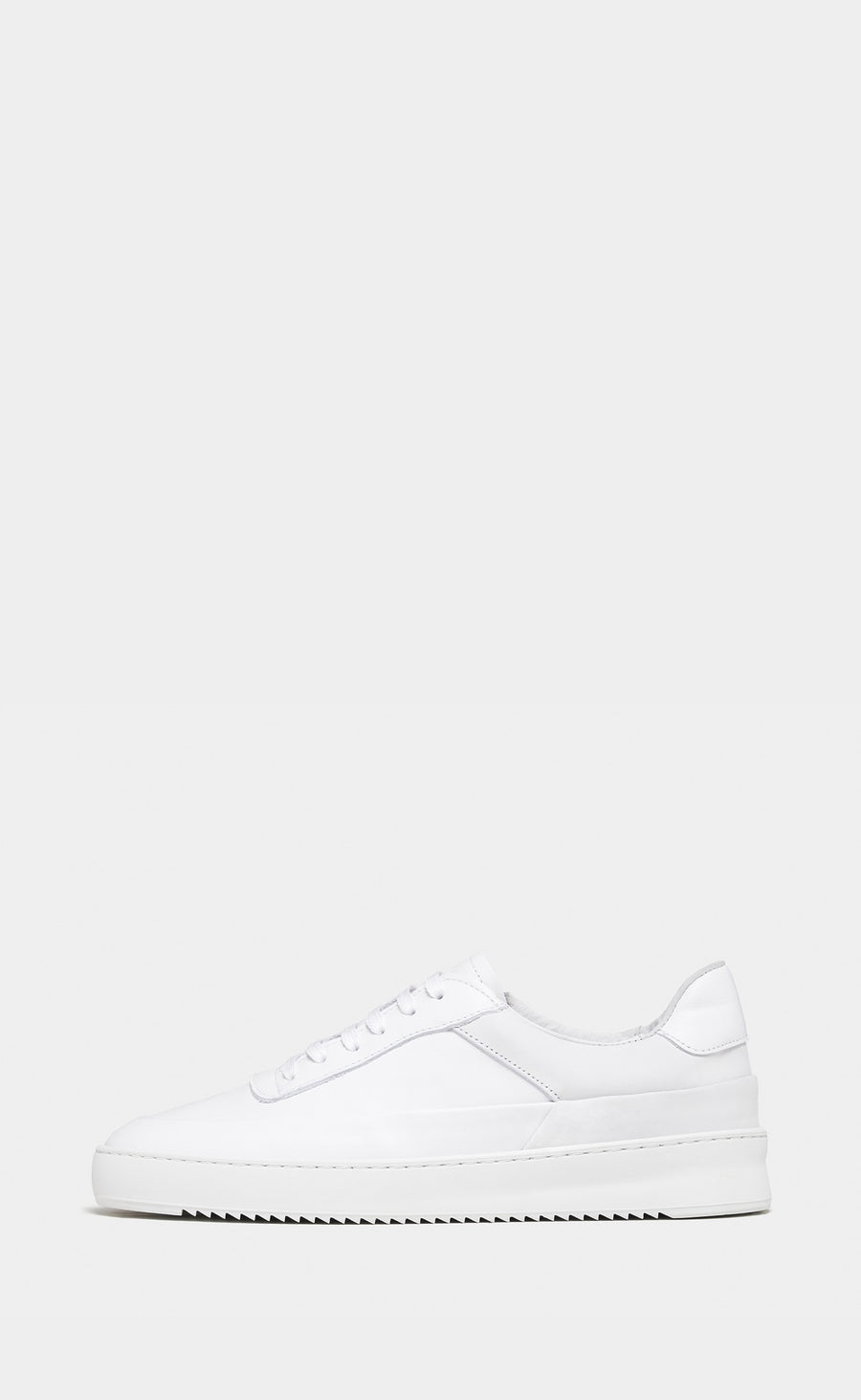 Mono Ripple Shift All White