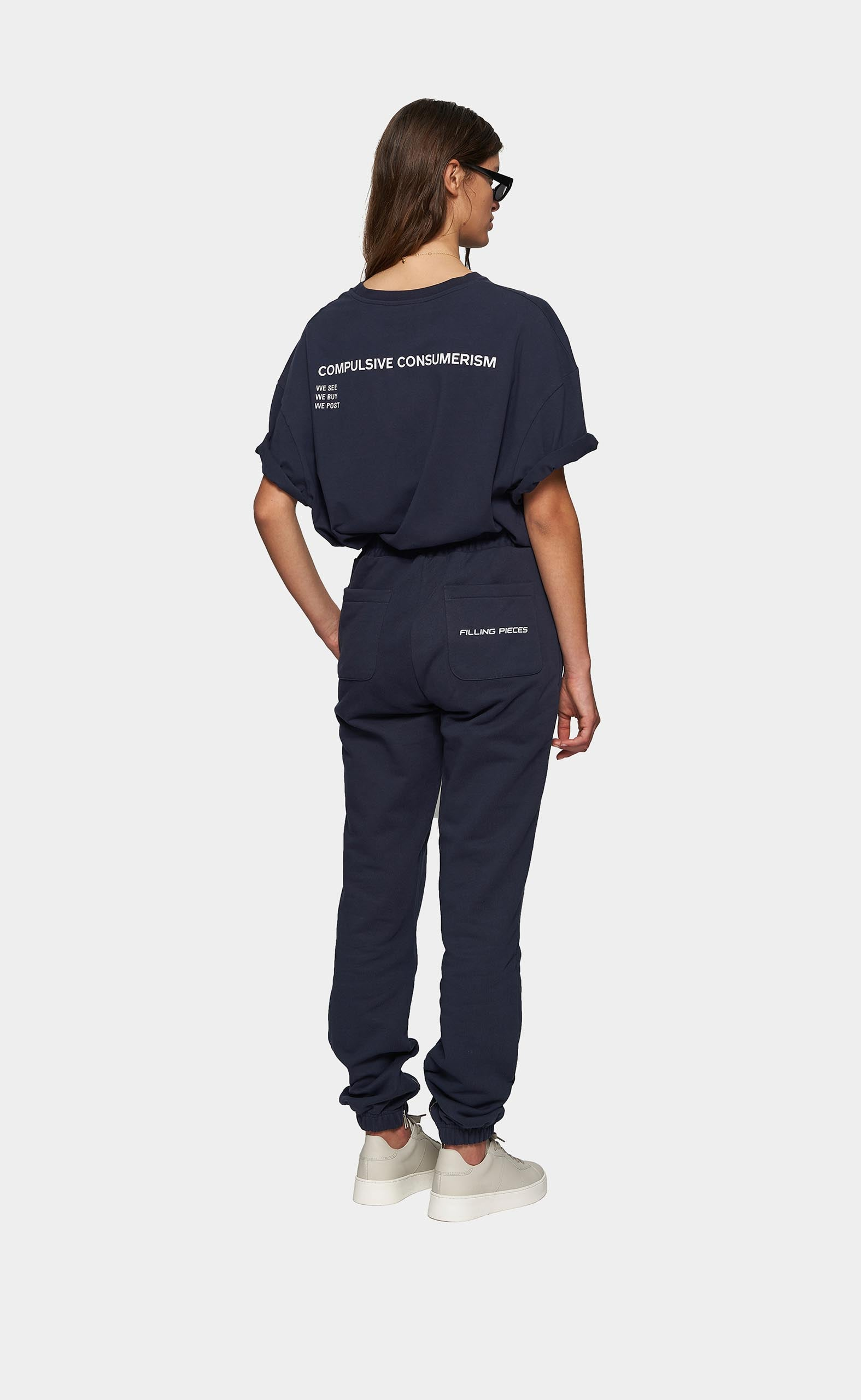 Sweat Pants Don't Buy Navy