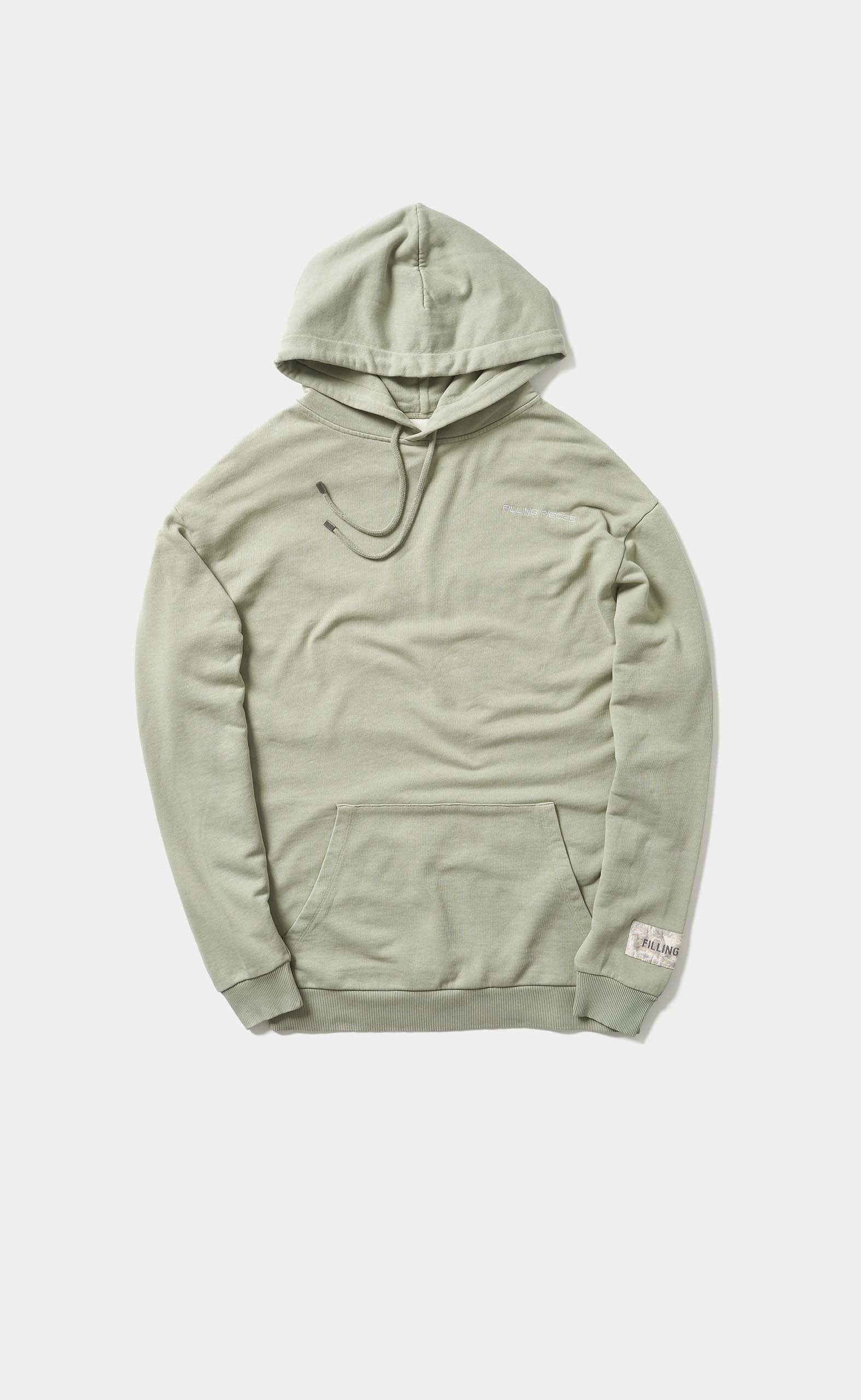 Graphic Hoodie Sea Grass