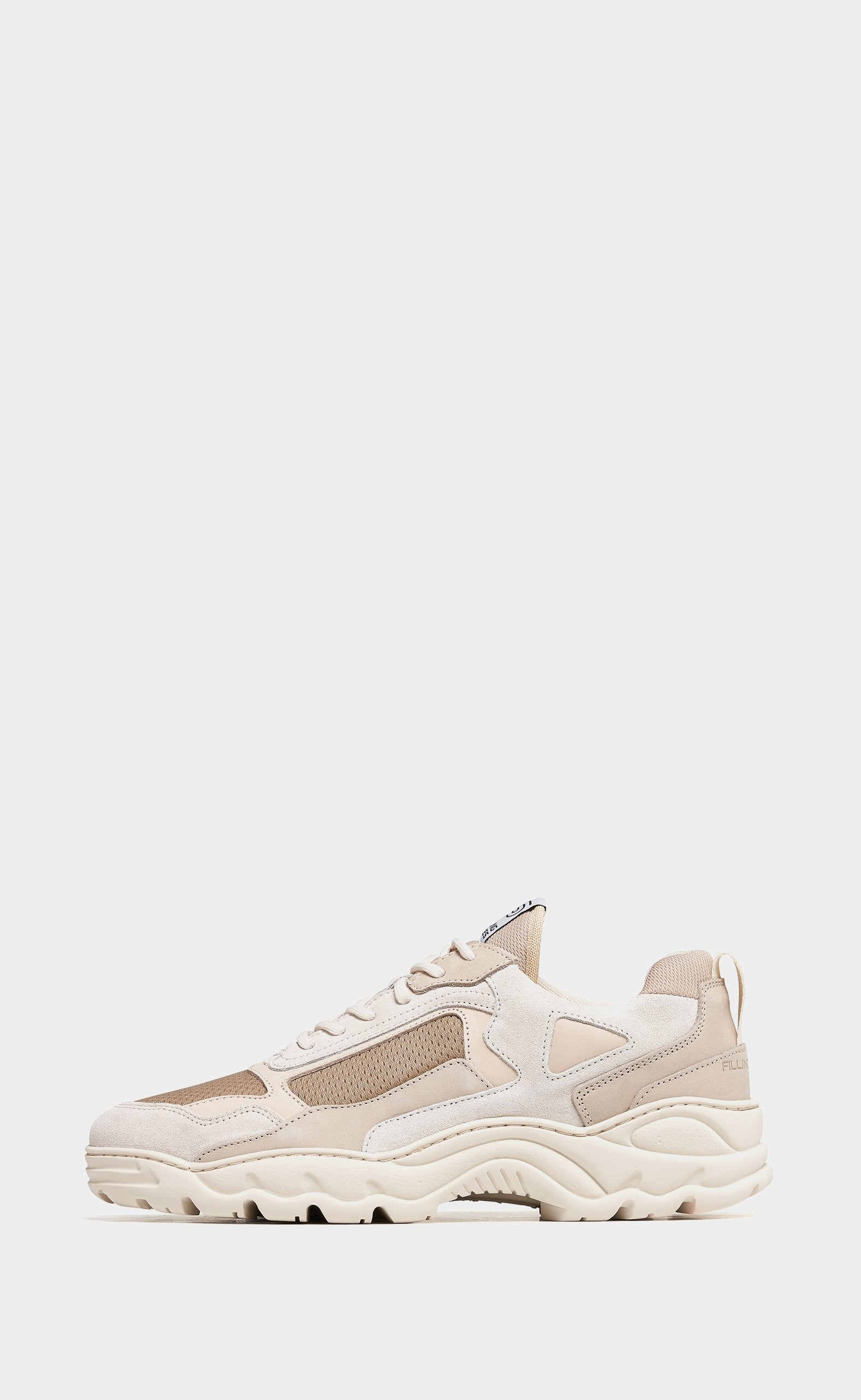 Low Curve Iceman Trimix White/Beige - women