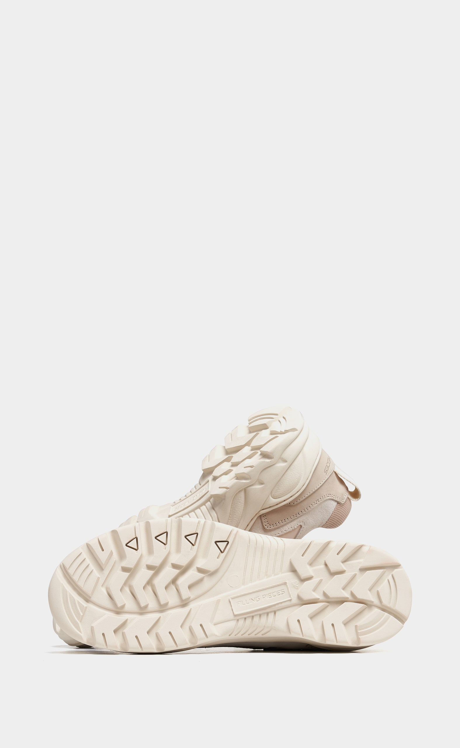 Low Curve Iceman Trimix White/Beige