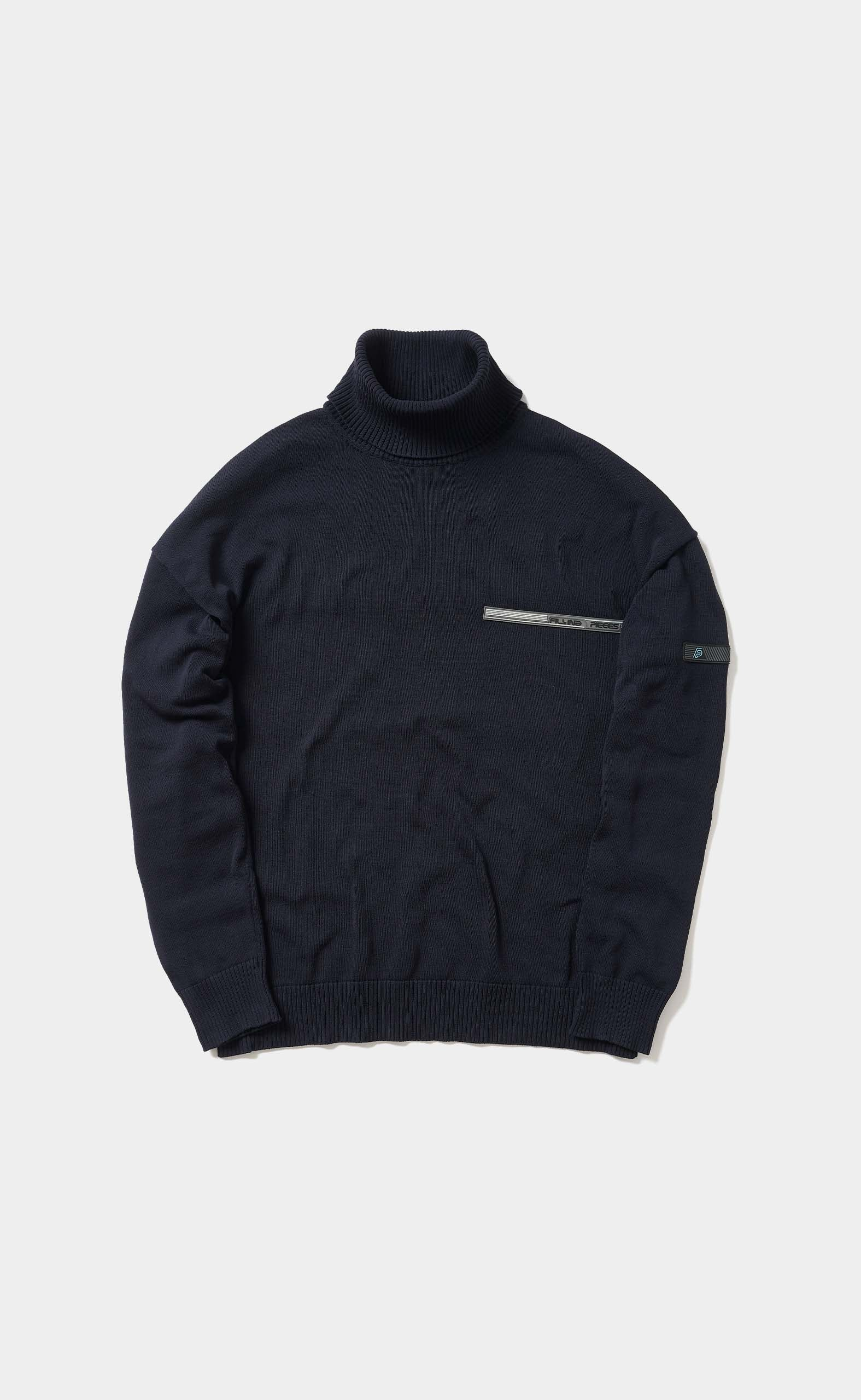 Turtleneck Navy