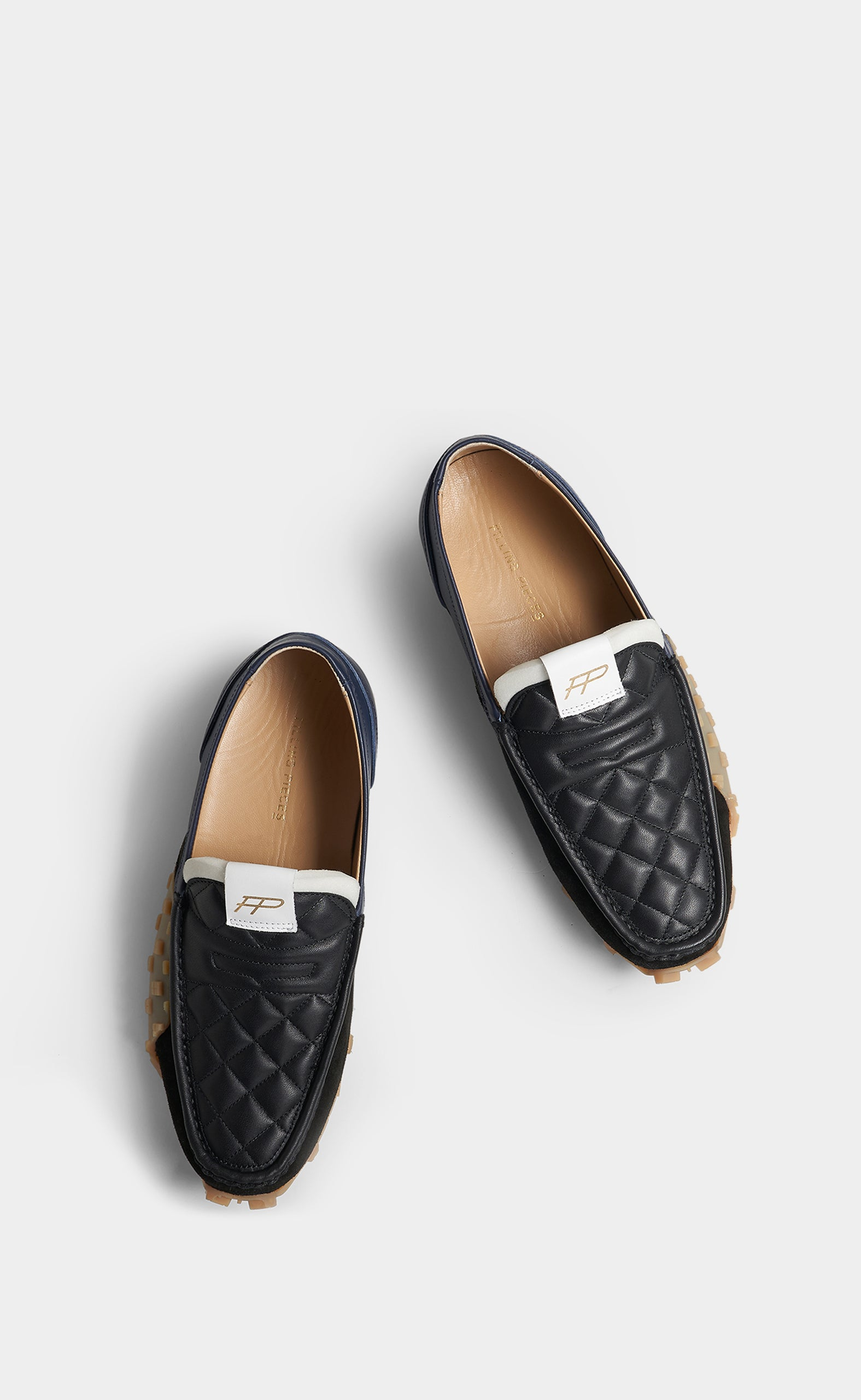 Crease Loafer Black - women
