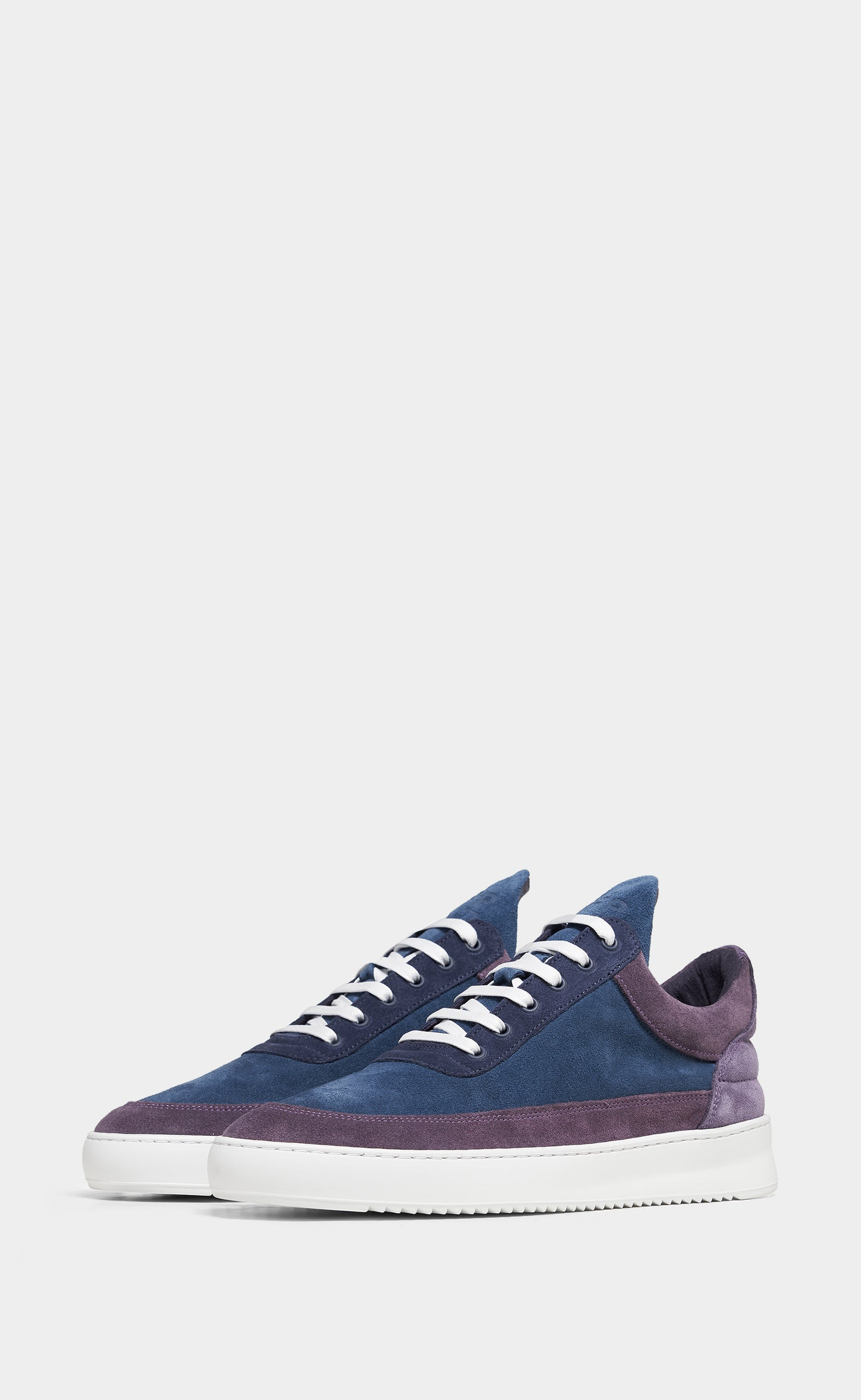 Low Top Ripple Multi Navy Blue