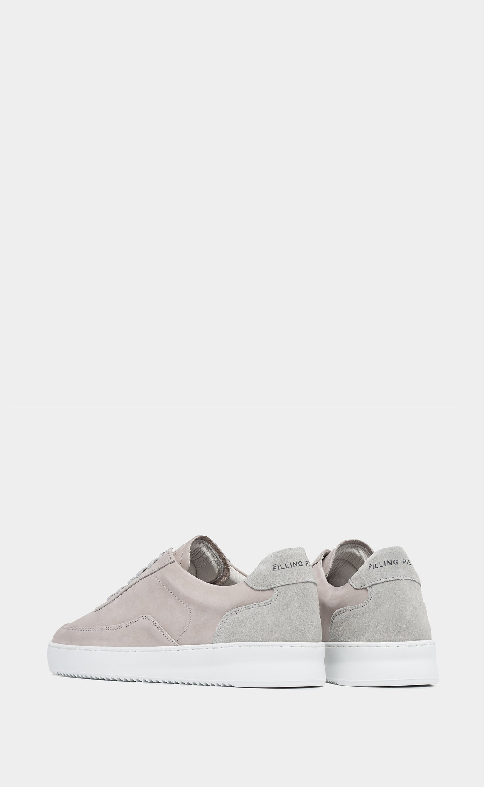 Mondo Nubuck Light Grey
