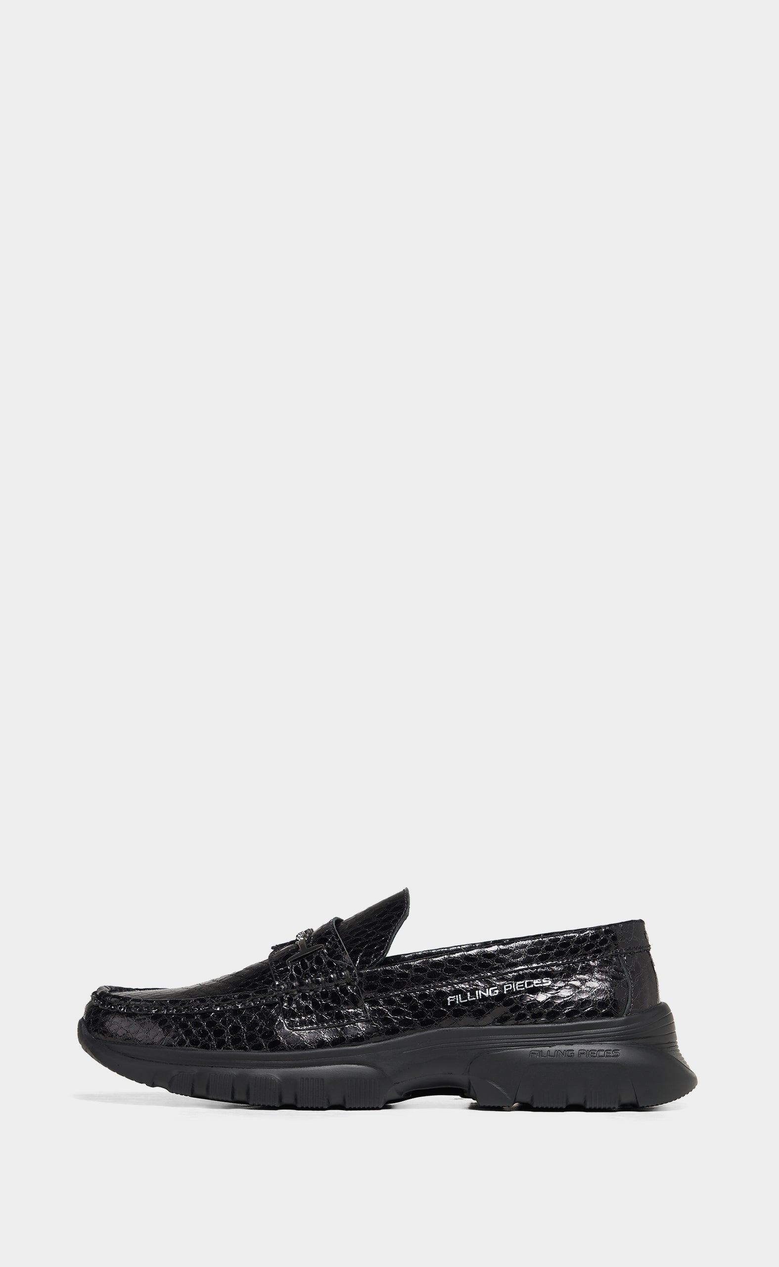 Loafer Iroko Black - men