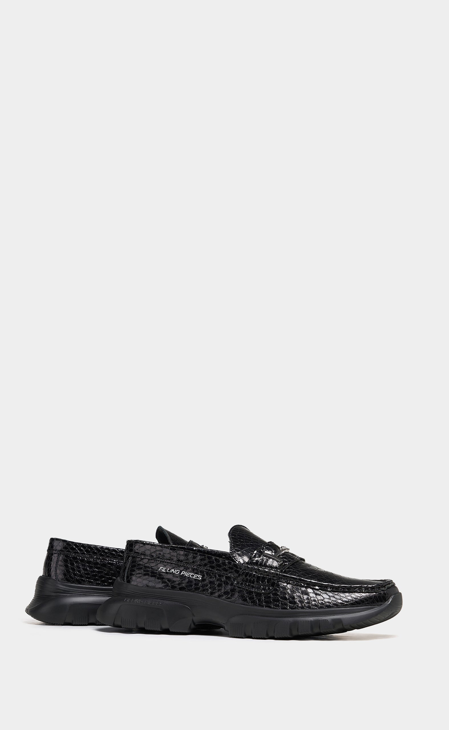 Loafer Iroko Black - women