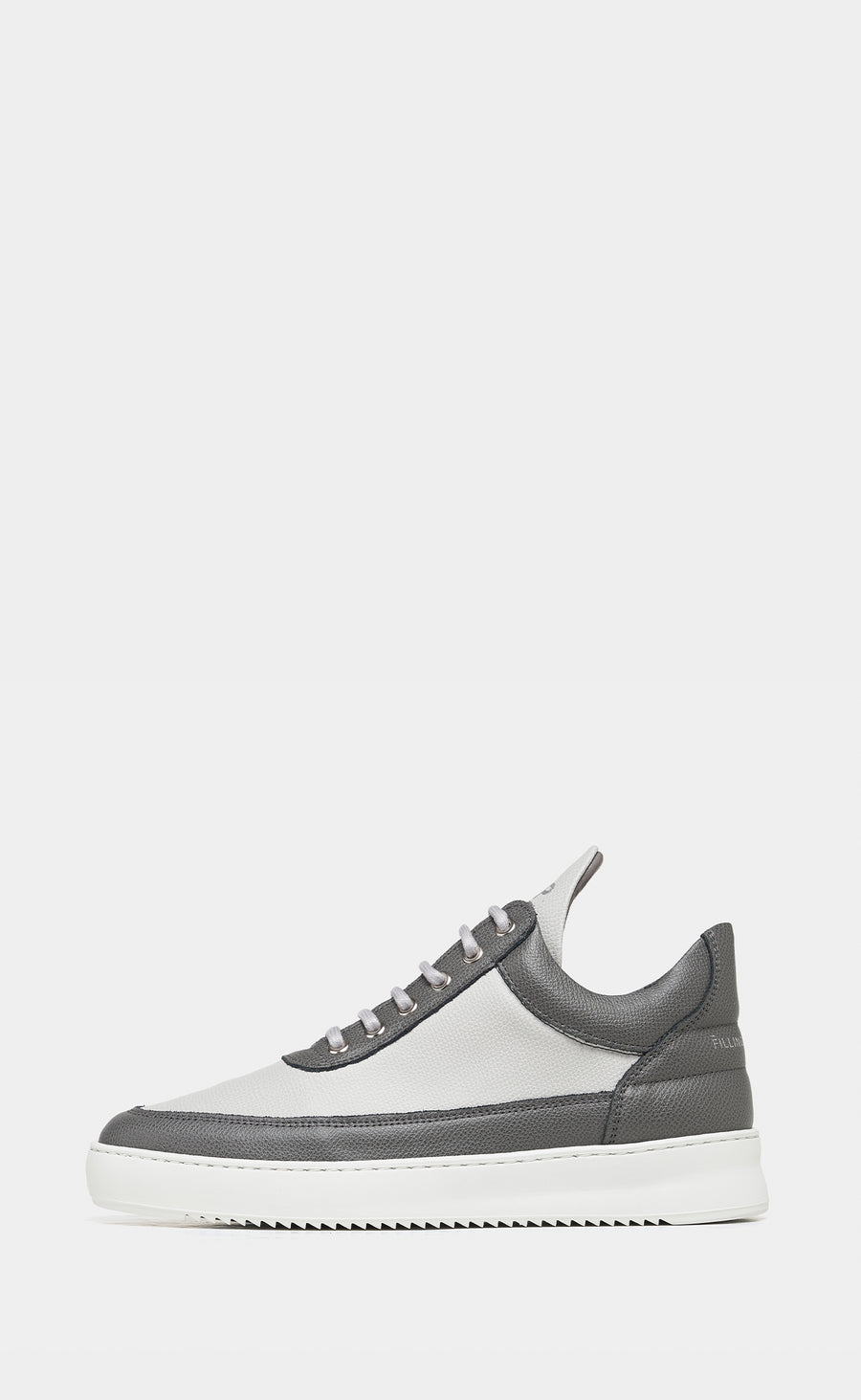 Low Top Ripple Crumbs All Grey - men