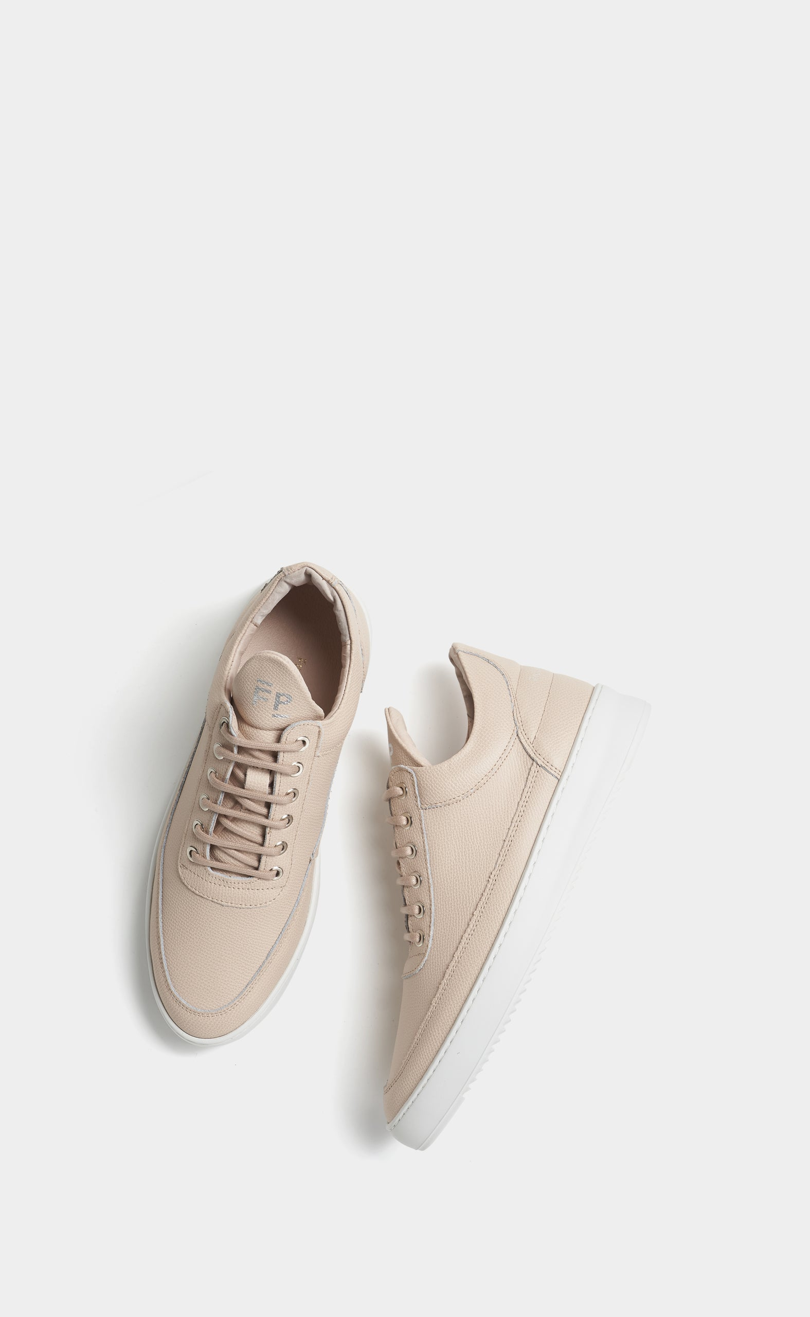 Low Top Ripple Crumbs Nude - women