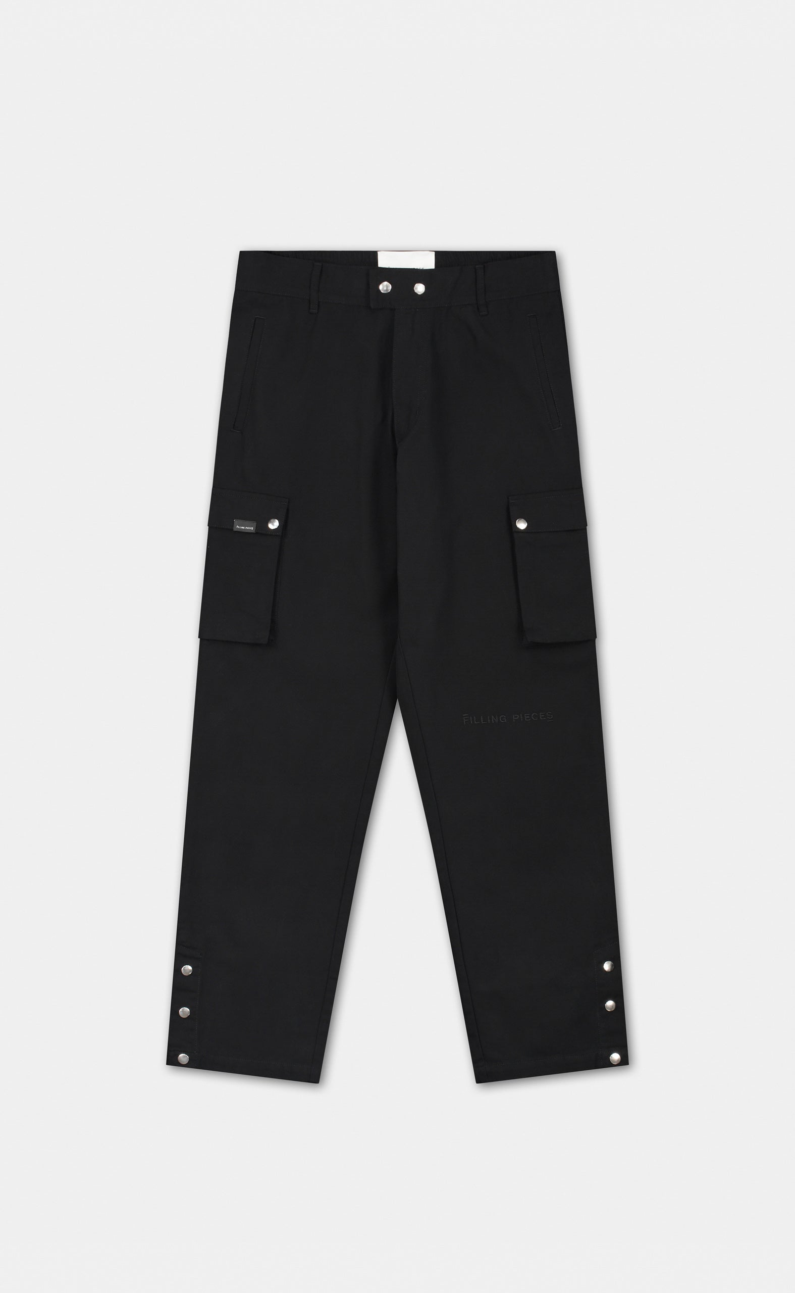 Cargo Pants Basic Black - women