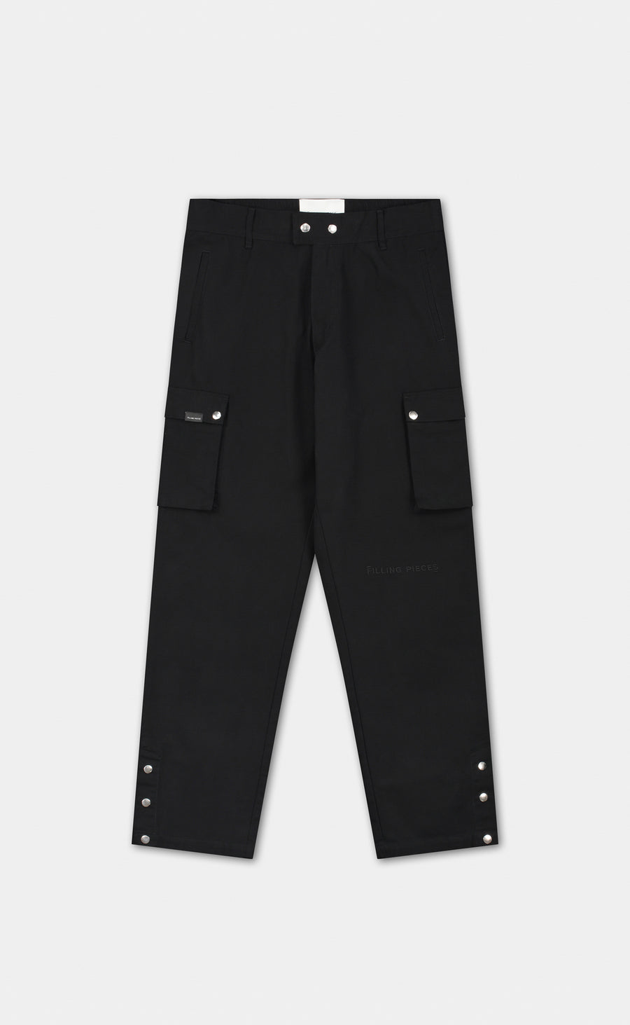 Cargo Pants Basic Black - men