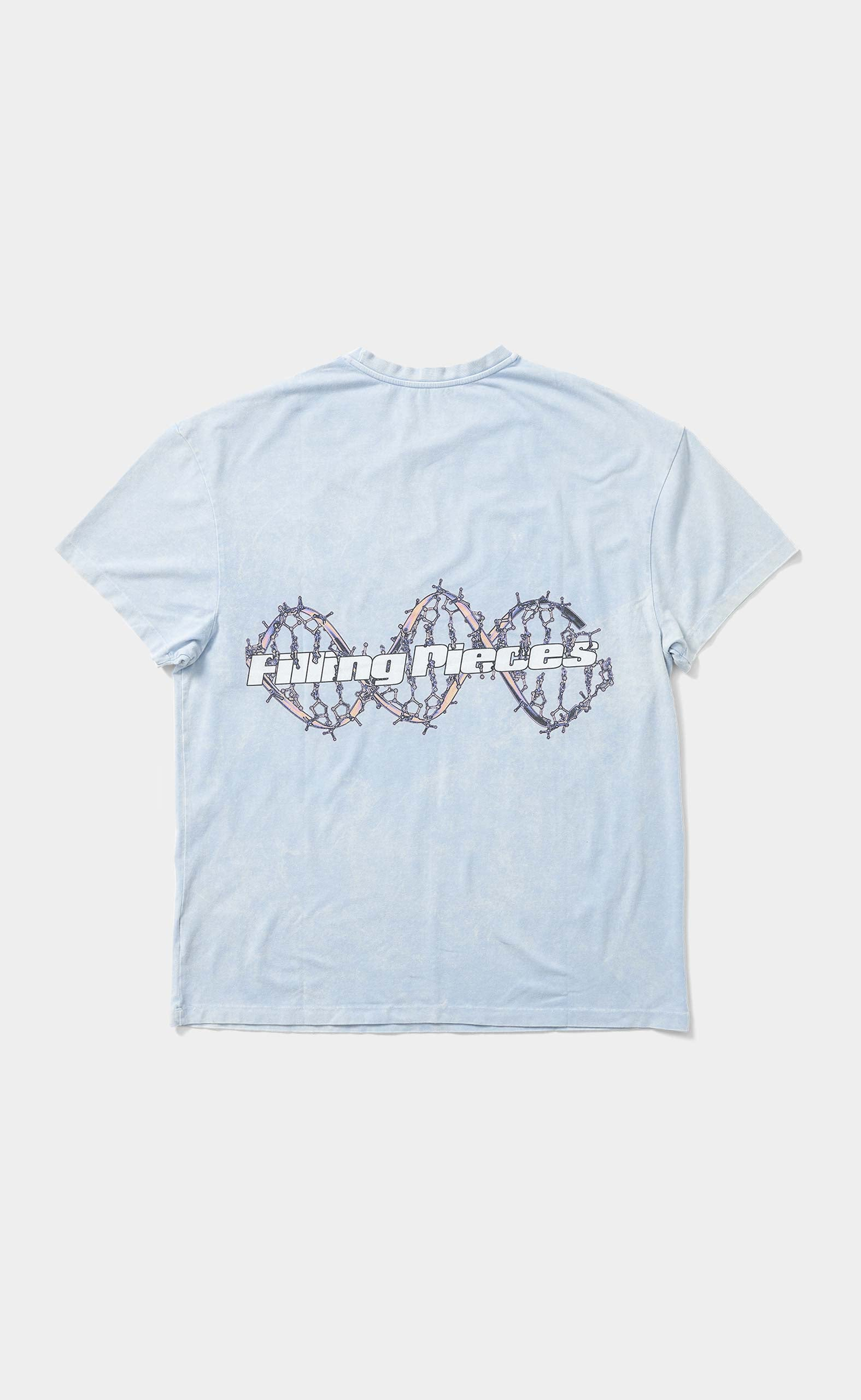 Logo Tee DNA Blue Bell